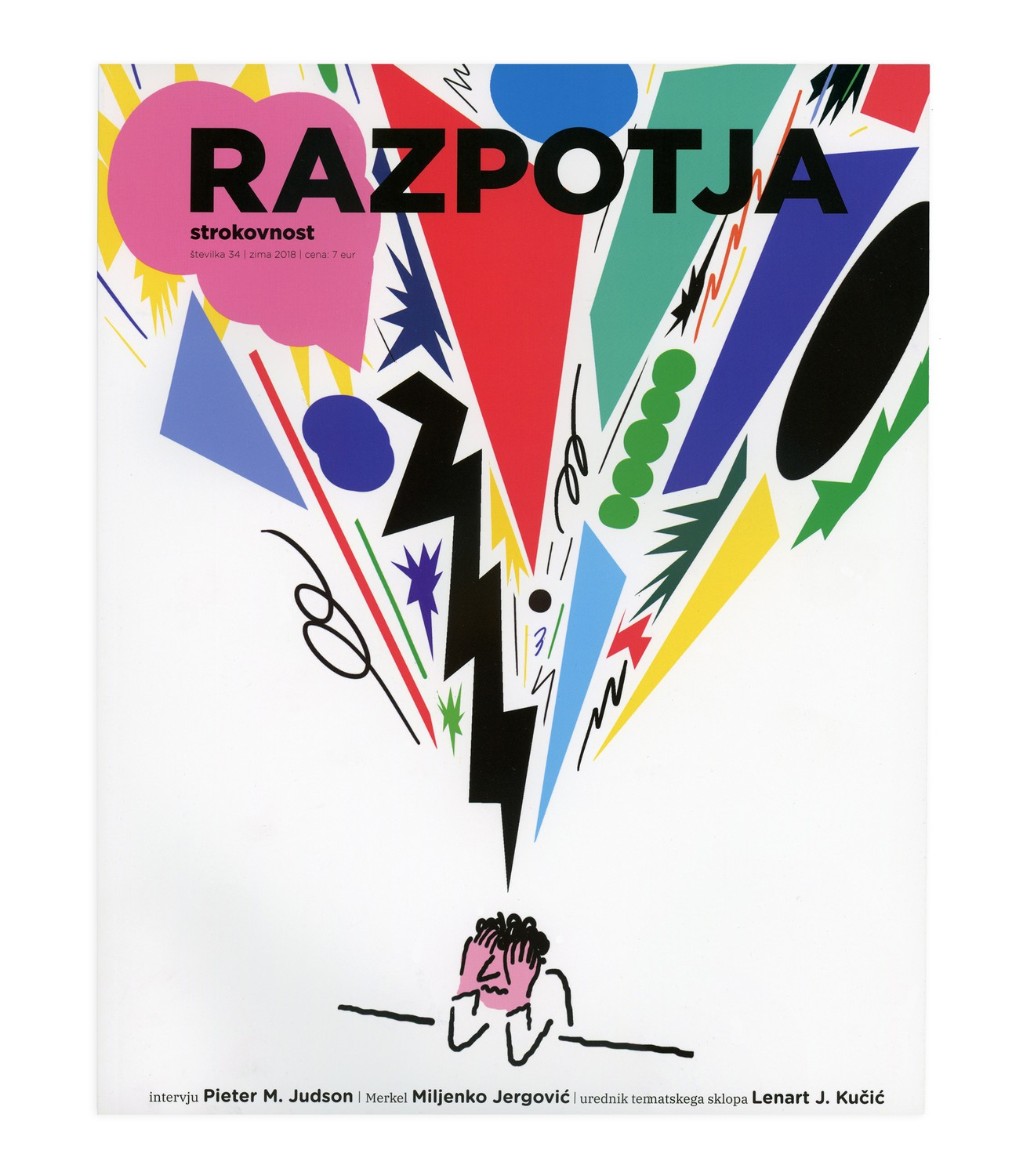 Cover for Razpotja